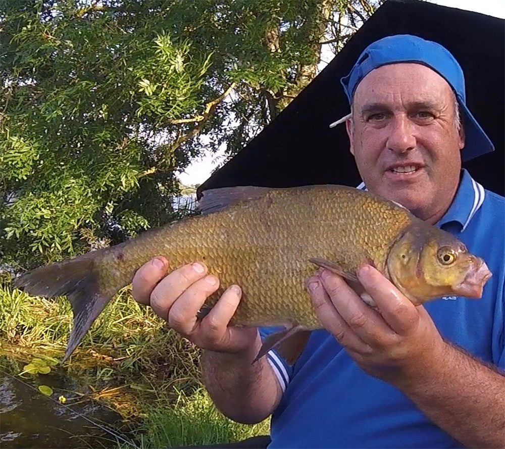 Fishing the Slider with Steve Cowley